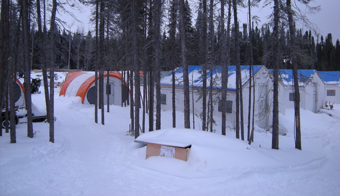 Client Site in Winter – Global Hydration