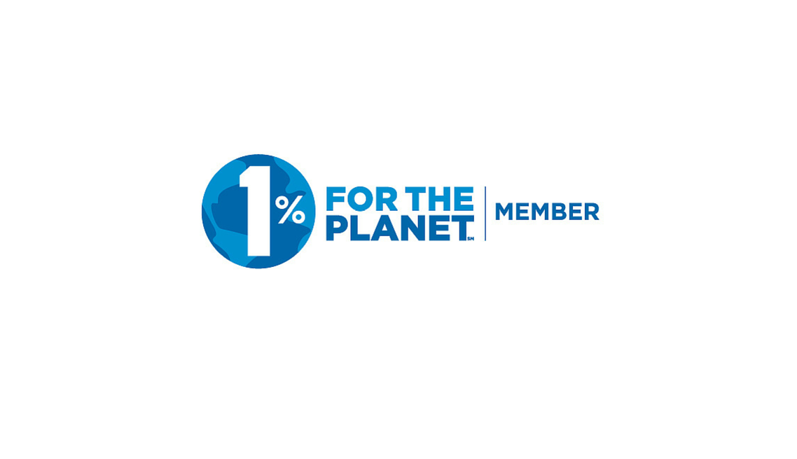 Elua is a Proud Member of 1% for the Planet