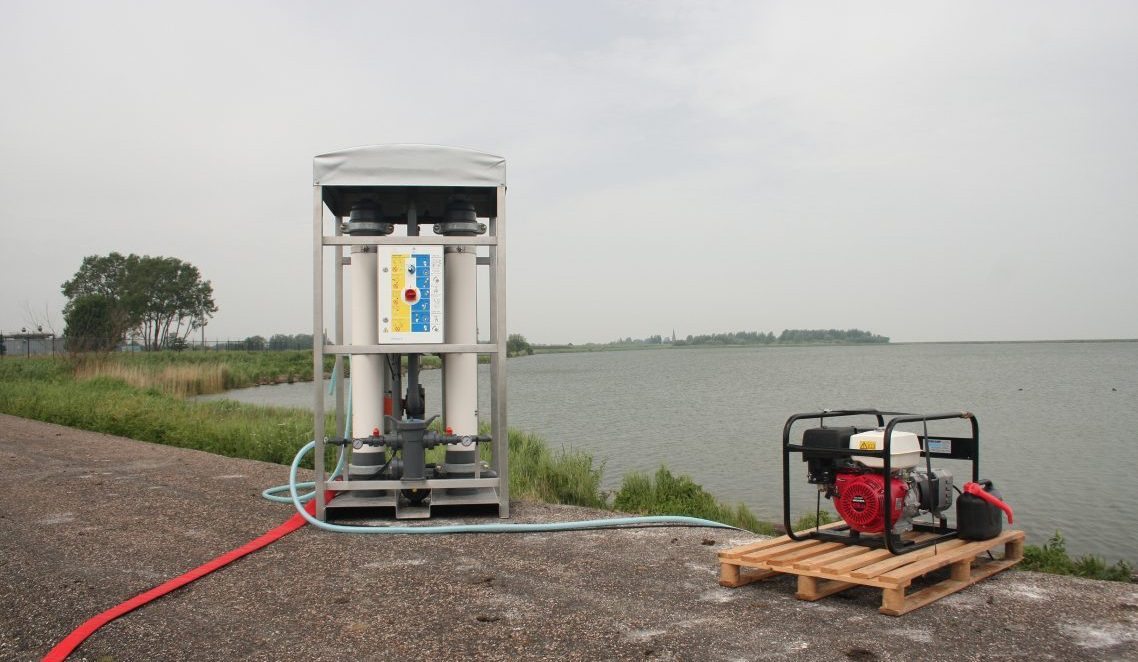 Water Treatment System Remote Humanitarian Aid – Global Hydration